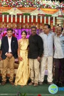 Siva Nageswara Rao Daughter Marriage Reception (4)