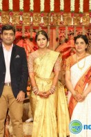 Siva Nageswara Rao Daughter Marriage Reception (40)