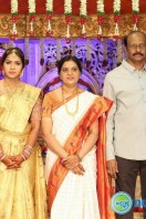 Siva Nageswara Rao Daughter Marriage Reception (41)