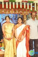 Siva Nageswara Rao Daughter Marriage Reception (46)
