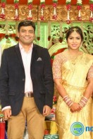 Siva Nageswara Rao Daughter Marriage Reception (47)