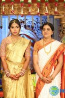 Siva Nageswara Rao Daughter Marriage Reception (50)