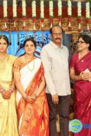 Siva Nageswara Rao Daughter Marriage Reception (56)