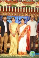 Siva Nageswara Rao Daughter Marriage Reception (57)