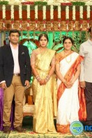 Siva Nageswara Rao Daughter Marriage Reception (58)