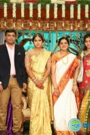 Siva Nageswara Rao Daughter Marriage Reception (61)