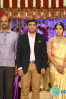 Siva Nageswara Rao Daughter Marriage Reception (63)