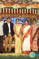 Siva Nageswara Rao Daughter Marriage Reception (67)