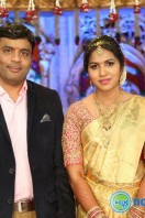Siva Nageswara Rao Daughter Marriage Reception (75)