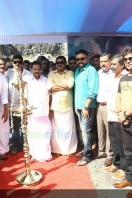 Aadu Puliyattam Movie Pooja (4)