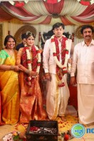 Producer Raviprasad Daughter Marriage Function (3)