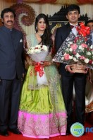 Producer Raviprasad Daughter Marriage Reception (11)
