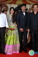 Producer Raviprasad Daughter Marriage Reception (14)