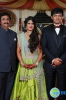 Producer Raviprasad Daughter Marriage Reception (18)