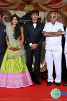 Producer Raviprasad Daughter Marriage Reception (22)