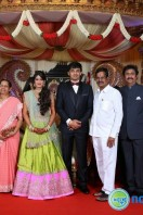 Producer Raviprasad Daughter Marriage Reception (23)
