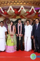 Producer Raviprasad Daughter Marriage Reception (3)