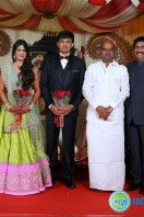 Producer Raviprasad Daughter Marriage Reception (8)