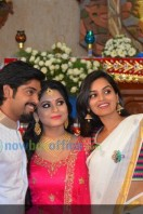 Sruthi Lakshmi Marriage Stills