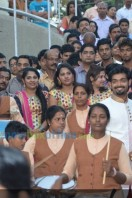 Sruthi Lakshmi Wedding Reception Photos (1)