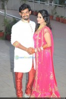 Sruthi Lakshmi Wedding Reception Photos (18)