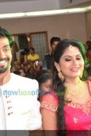 Sruthi Lakshmi Wedding Reception Photos (28)