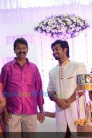 Sruthi Lakshmi Wedding Reception Photos (41)