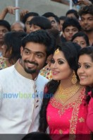 Sruthi Lakshmi Wedding Reception Photos (5)