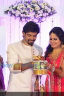 Sruthi Lakshmi Wedding Reception Photos (55)