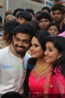 Sruthi Lakshmi Wedding Reception Photos (6)