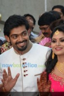 Sruthi Lakshmi Wedding Reception Photos (8)