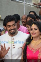 Sruthi Lakshmi Wedding Reception Photos (9)