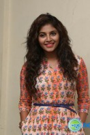 Anjali at Mapla Singam Team Interview (1)