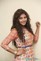 Anjali at Mapla Singam Team Interview (10)