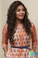Anjali at Mapla Singam Team Interview (2)