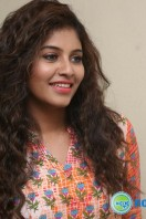 Anjali at Mapla Singam Team Interview (3)