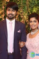 Srija Marriage Reception Photos