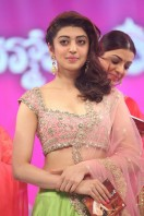 Pranitha at Brahmotsavam Audio Launch (1)