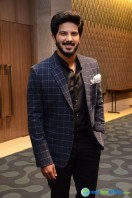 Dulquer Salmaan at 100 Days of Love Press Meet (2)