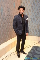 Dulquer Salmaan at 100 Days of Love Press Meet (8)