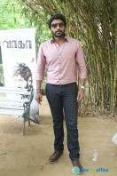 Vikram Prabhu at Wagah Press Meet (1)