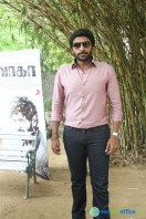 Vikram Prabhu at Wagah Press Meet (2)