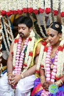 Amresh Ganesh Marriage Stills