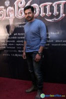 Karthi at Kaashmora Movie Press Meet (1)