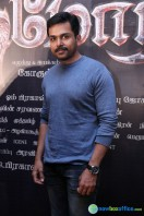 Karthi at Kaashmora Movie Press Meet (2)