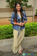 Manjima at Sahasam Swasaga Sagipo Realease Press Meet (1)