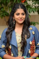Manjima at Sahasam Swasaga Sagipo Realease Press Meet (10)
