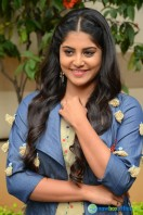 Manjima at Sahasam Swasaga Sagipo Realease Press Meet (11)
