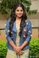 Manjima at Sahasam Swasaga Sagipo Realease Press Meet (13)