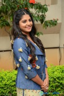 Manjima at Sahasam Swasaga Sagipo Realease Press Meet (14)